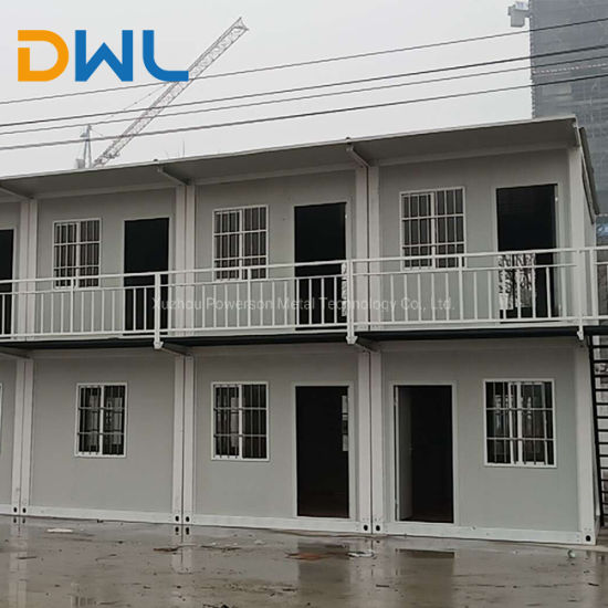 Prefabricated / Prefab Container House/Building/Home for Labor Camp/Hotel/Office/Workers /Apartment