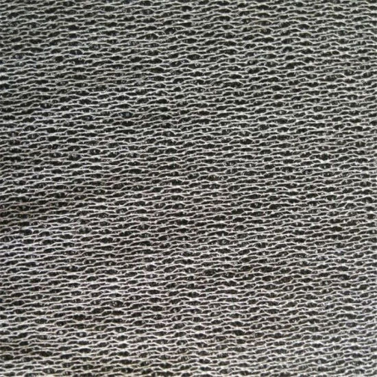 Bi-Stretch Woven Weft-Knitted Interlining for Uniform.