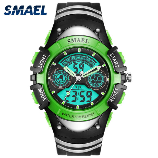 Watches Men Promotion Quality Quartz Watch Watches Gift Custome Sports Watch Plastic Watch pictures & photos