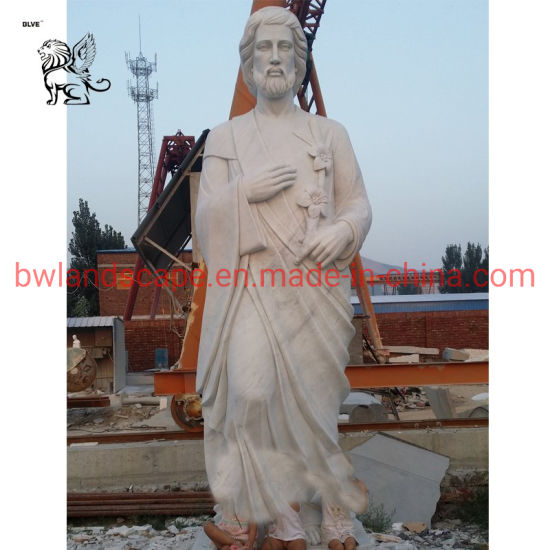 Christianity Famous Red Heart Jesus Statues Religious Sculpture Msd-11