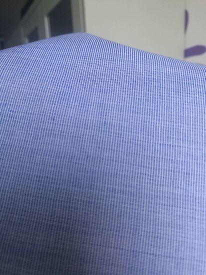 Polyester Cotton Garment Textile Corporate Blouses Fil a Fil Shirt Fabric