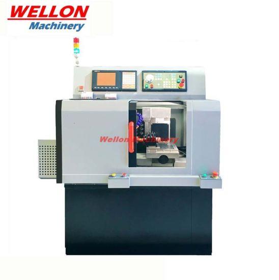High Speed CNC Lathe Machine Tools (CK25 Turning Machine CNC)