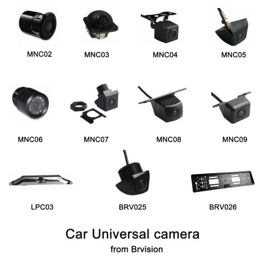 Small Size Rear View Camera with High Resolution pictures & photos