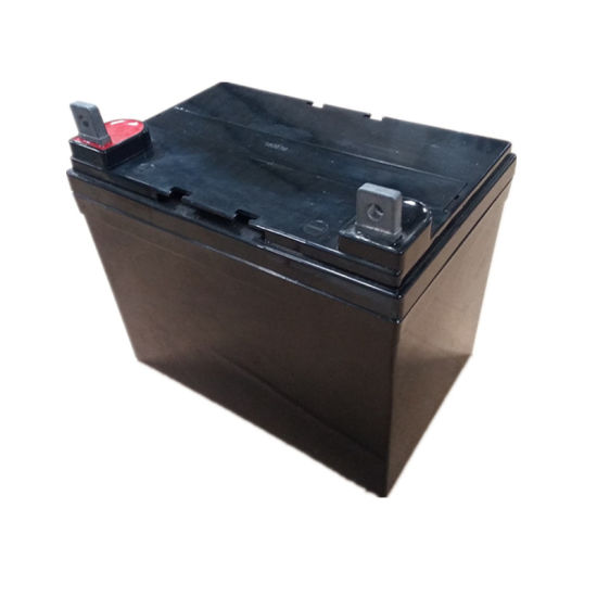 AGM Solar Power Rechargeable UPS Mf Lead Acid Batteries 12V33ah pictures & photos