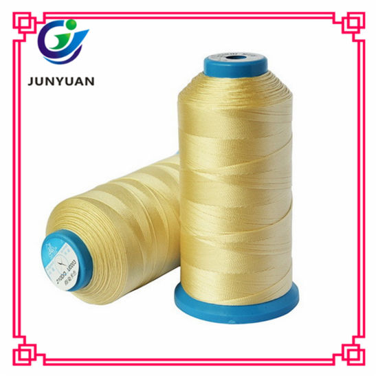 Polyester Embroidery Machine Thread for Leather