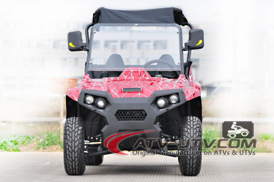 High Quality Gas 200cc UTV Cheap for Sale pictures & photos