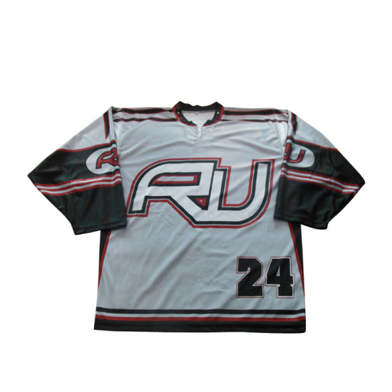 48f82bf0aac Cheap Custom Sublimation Ice Hockey Jersey Uniform Wear Shirts Clothing  Sportswear