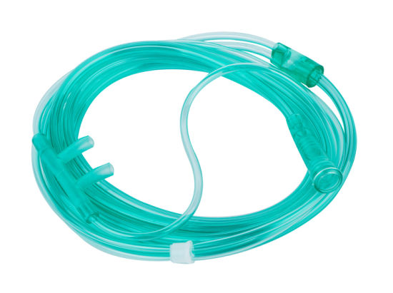 Disposable and Environemnt -Friendly Medical Nasal Oxygen Cannula