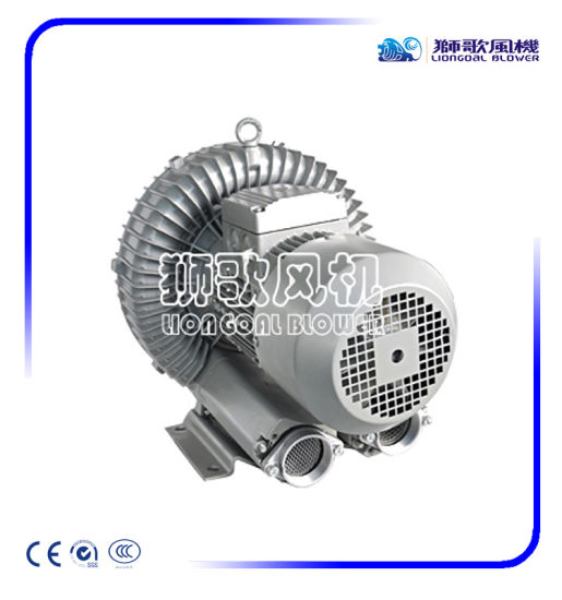 Liongoal Side Channel Blower for CNC Cutting Machine pictures & photos