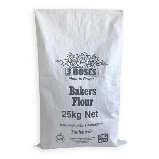 10kg /25kg / 50kg Polypropylene White Flour Laminated Packaging Sacks PP Woven Bag pictures & photos