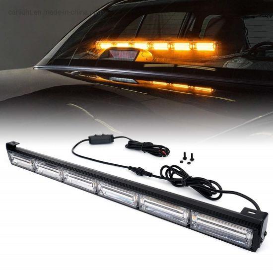 Vehicle Strobe Lights >> High Intensity 20w Traffic Advisor Cob Led Emergency Warning