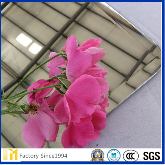 Home Decoration 2mm, 3mm, 4mm, 5mm Silver Mirror Without Frame