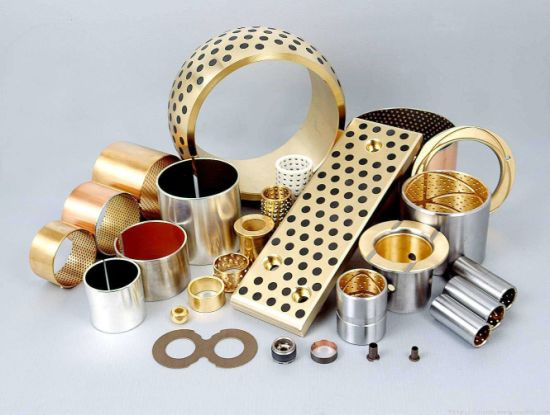 Lubricating Oilless Bearing Self Lubricating Bearing pictures & photos