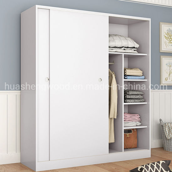 Customized Waterproof No-Foldable Closet Bedroom Wardrobe