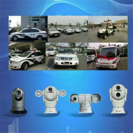 100m Night Vision HD PTZ IR CCTV Camera pictures & photos
