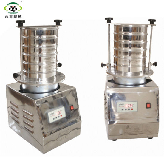Multiple Layers High Precision Standard Lab Test Sieve