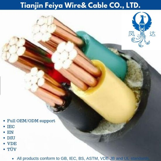 Kgg Silica Rubber Insulation & Sheathed Control Cable