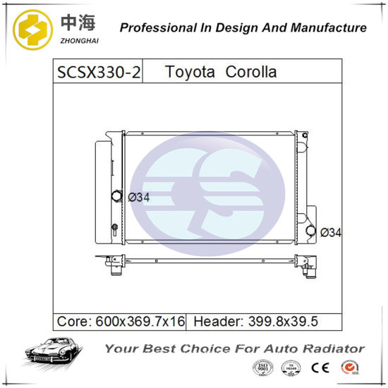 toyota 1 8l engine diagram china engine parts radiator 1640022200 for toyota corolla 1 6l 1 8  1640022200 for toyota corolla 1 6l