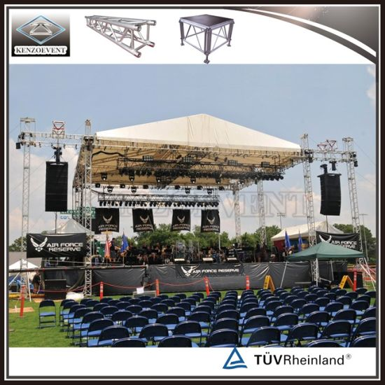 Aluminum Concert Stage Truss System For Hanging Light
