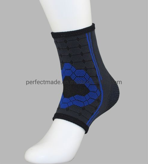 Factory OEM Elastic Compression Foot Pad Ankle Brace