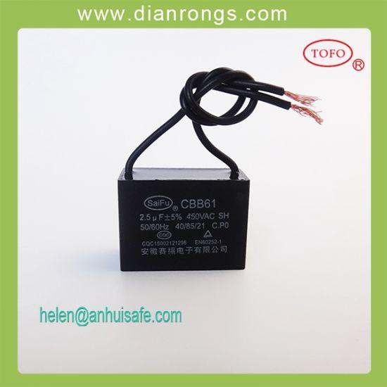 China 25uf 450v Ceiling Fan Wiring Diagram Capacitor Cbb61. 25uf 450v Ceiling Fan Wiring Diagram Capacitor Cbb61. Wiring. Cbb61 Capacitor Wire Diagram At Scoala.co