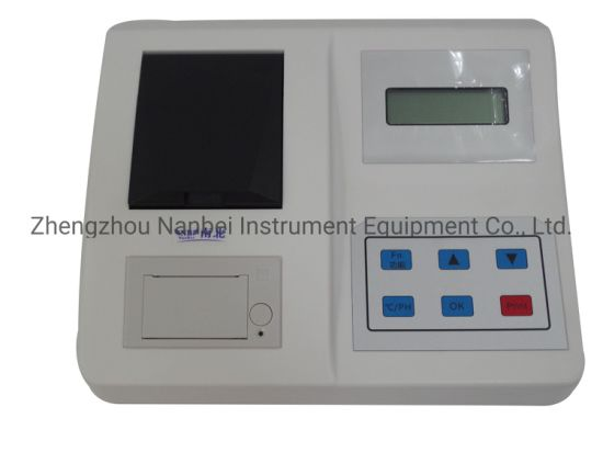 Soil Testing Equipment Multifunction Soil Nutrient Meter pictures & photos