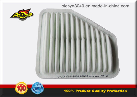 17801-31120 Air Filter 17801-Ad010 Engine Parts for Toyota pictures & photos