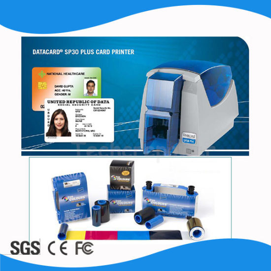 High Yield Printing Plastic RFID Smart PVC Card Printer pictures & photos