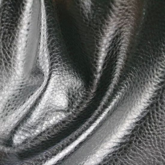 Popular Design PU Leather for Sofa Decoration Material (CPU004#) pictures & photos
