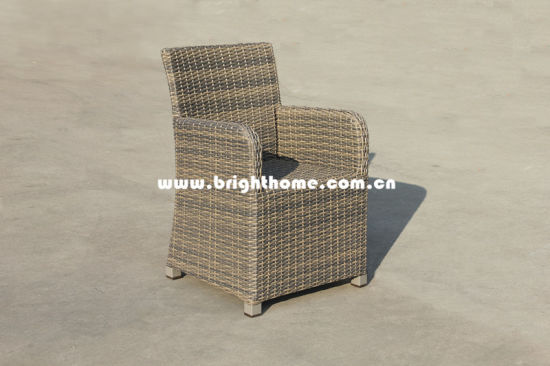 Outdoor Wicker Double Chair pictures & photos