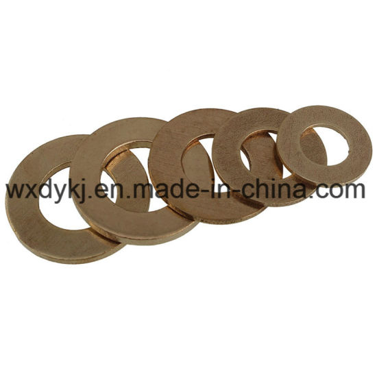 DIN125 Good Quality Flat Brass Washers