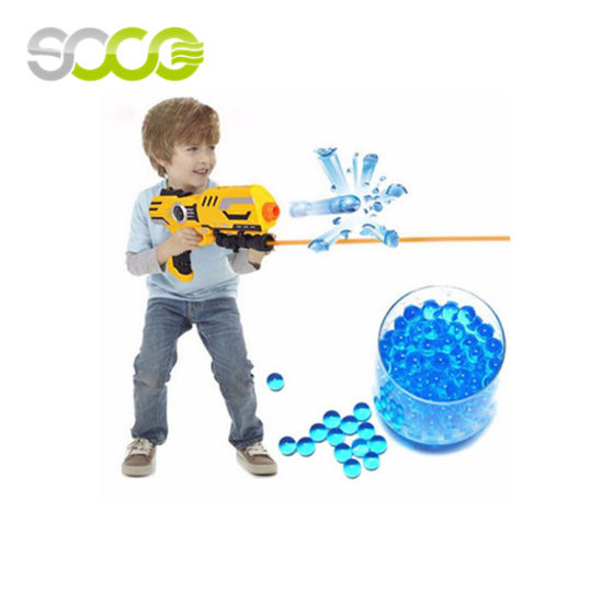 Bio Water Gel Beads for Toy Gun pictures & photos