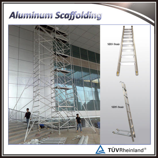 China Aluminium Scaffolding Tower Sales pictures & photos