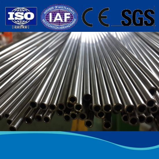 Electric Polish Stainless Steel Seamless Tube for Food Industry pictures & photos