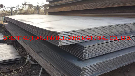 Hot Rolled Ms Sheet/Plate Mild Steel Carbon Iron Plate/Sheet Q235 Building Material Good Price pictures & photos