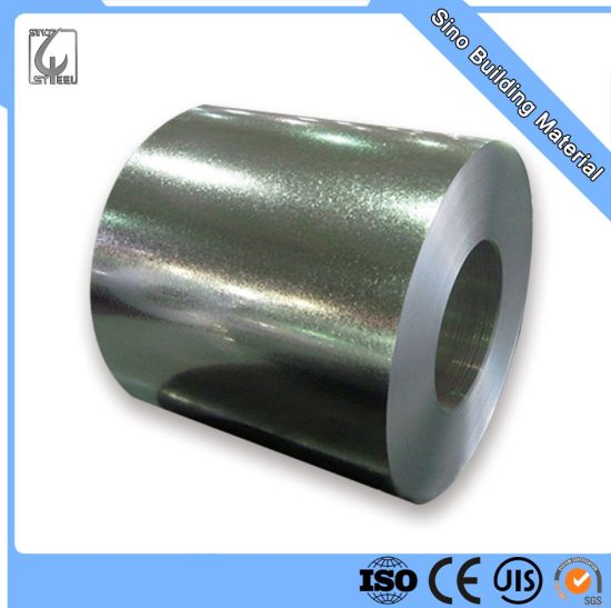 Dx52D Galvanized Iron Rolled Steel Coil Price