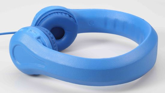 Highly Durable Wired EVA Kids Headphones (OG-K100) pictures & photos