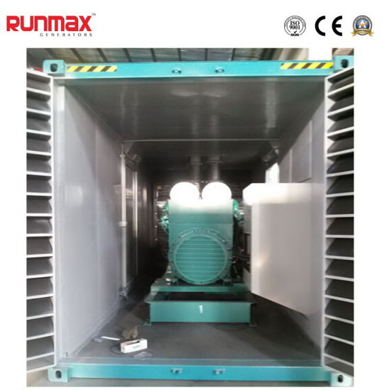 Containerized Diesel Generator / Container Generator pictures & photos