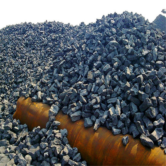 China Quality Good Size 20-40mm Metallurgical Coke Price Low
