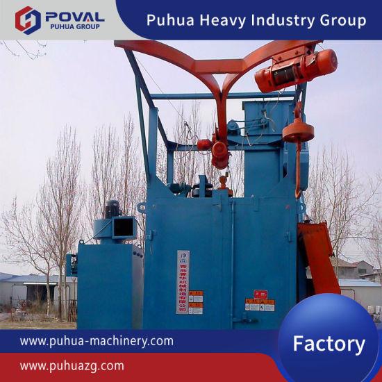 Q37 Factory Price Hook Type Sand Blasting Machine