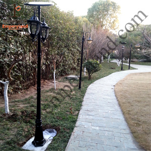 5W IP65 Decorative Solar LED Garden Light pictures & photos