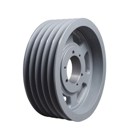 Gearbelt Pulley Bushed M 168 Grooves