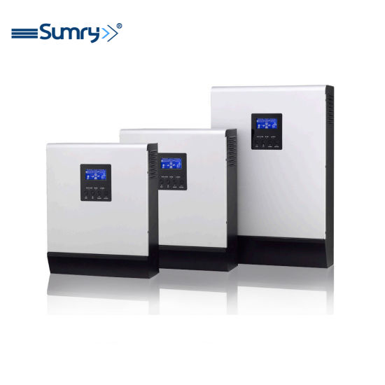 High Frequency MPPT Solar Inverter Power System 12VDC 230VAC 1kw