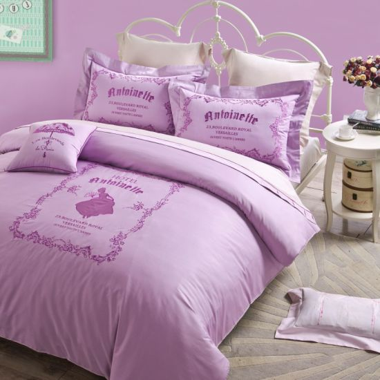 100% Cotton Bedding Sets/ Bed Sheet pictures & photos