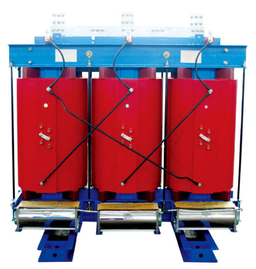 (SC(B)-10) 12kv Resin Insulation Dry-Type Power Transformer