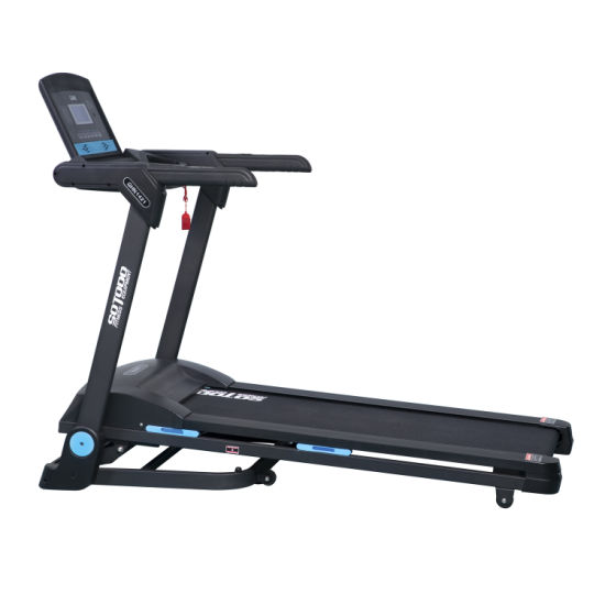 Fitness Equipment Motorized Treadmill with Massage and 1.25HP DC Motor
