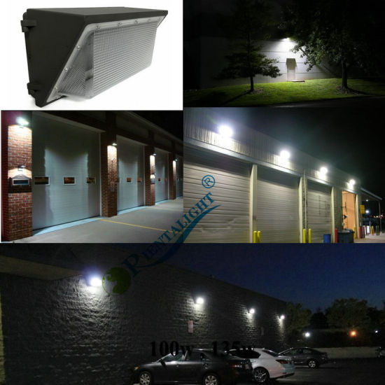 Factory Wholesale Outdoor Light Waterproof 70W LED Wall Pack Light pictures & photos
