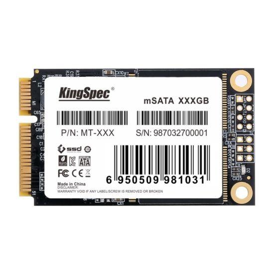 Kingspec 3*5cm Msata SSD for SATA Adapter MID MLC Nand Flash