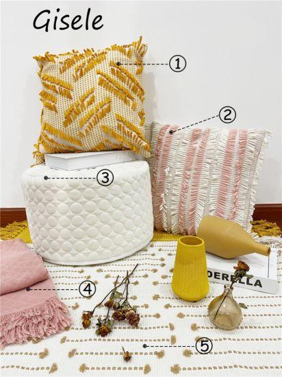 Cotton Cushion / Tessel Cushion