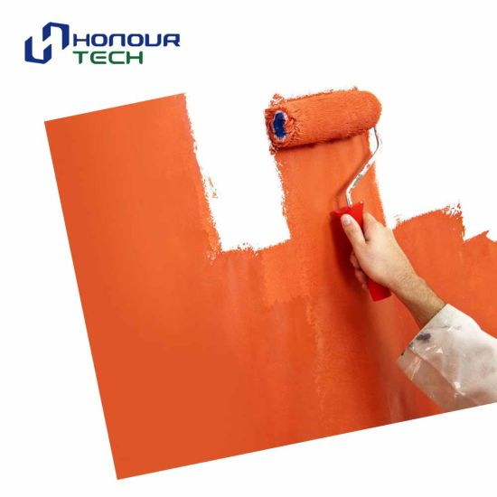 Wall Paints Styrene Acrylic Polymer Emulsion Binder